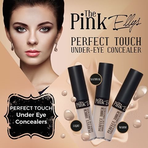 ThePinkEllys under eye concealers