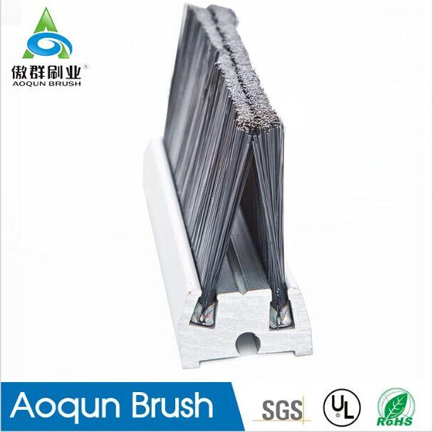 Nylon Bristle Escalator brush