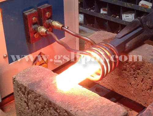 Low Price Portable Induction Heating Machine