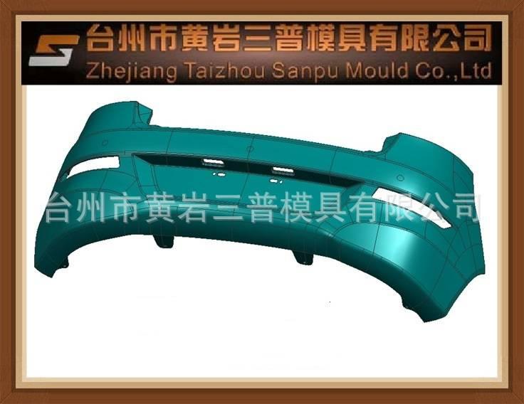 Zhejiang Automotive Bumoer Mold maker customized,6 drop valve gate