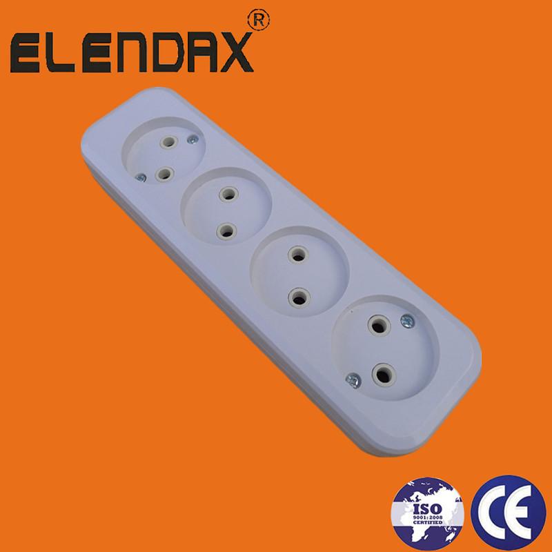 4 Way Extension Socket(E8004)