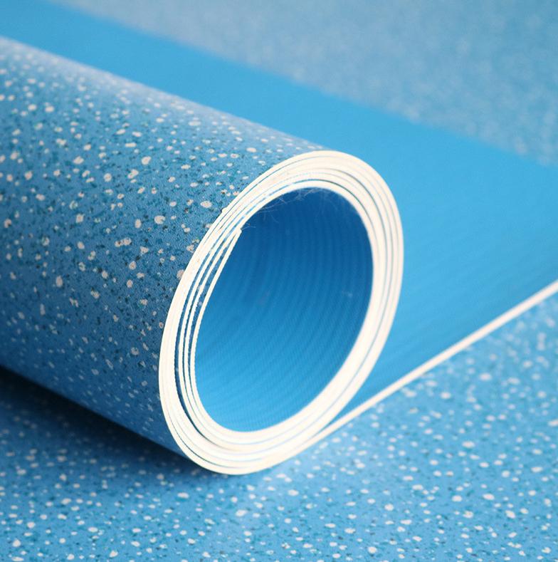 PVC dense floor
