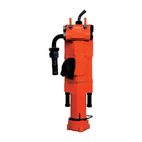 MINDRILL Pneumatic Drifter MD120F - 150 lb, 350 cfm- Parts interchangeable with Atlas Copco BBC120F