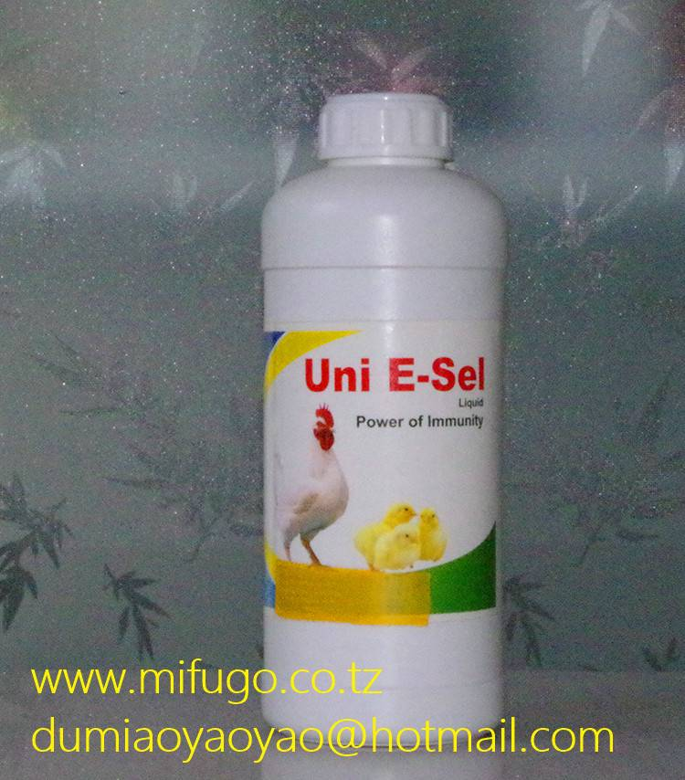 top quality Poultry Medicine Vitamin E Selenium Oral Solution