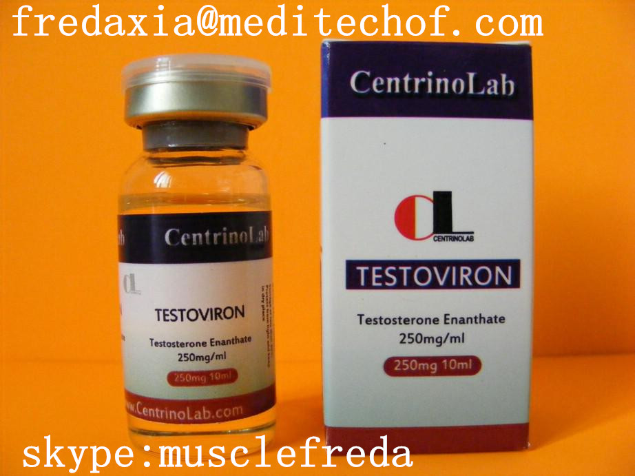 TESTOVIRON 250 Testosterone Enanthate /HGH/Steroids/ Peptides/Hormone/Humantrope /hgh/Human growth