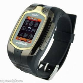 W860     Latest watch mobile phone-Dual SIM Card dual standby