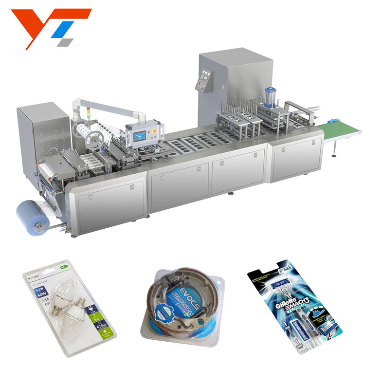 CE Approved Automatic RF Double Blister Sealing Machine