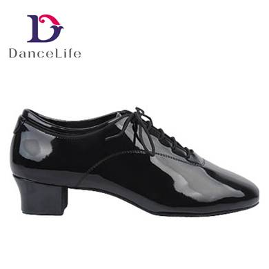 S5625 Men Ballroom Latin Dance Shoes Cheap for Dancing,China Low Heels Modern Ballroom Dance
