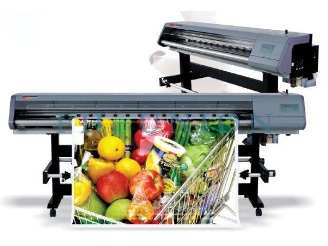 Pioneer 1.6m Xaar Solvent Printer FH-8160XA
