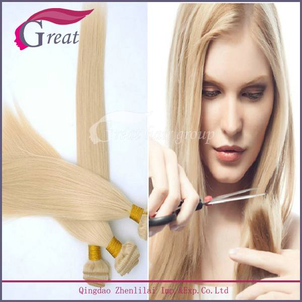 Greathargroup 100%human hair weaving