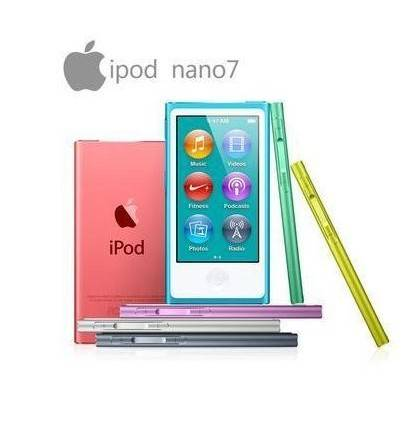Offer Apple iPod nano 7th Generation all colors