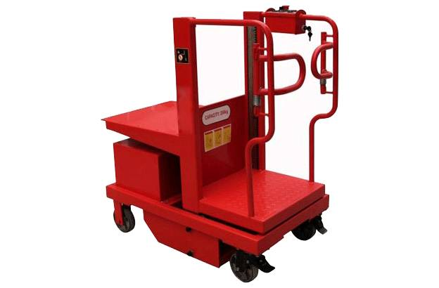 Terrainlift Industries Mobile Stock Pickers HSF Series