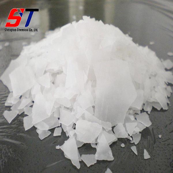 Sodium Hydroxide/Caustic Soda Flakes