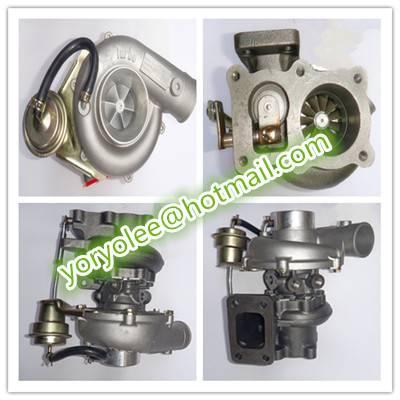 W06D turbocharger 24100-2740B for Hitachi EX220-2