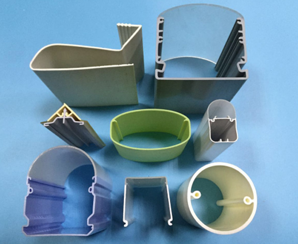 Customized Plastic Products,Plastic Extrusion Cable Pipe, Cable Conduit, Cable Casing