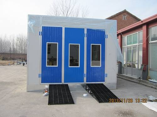 Car Spray booth, Painting Box, Baking oven