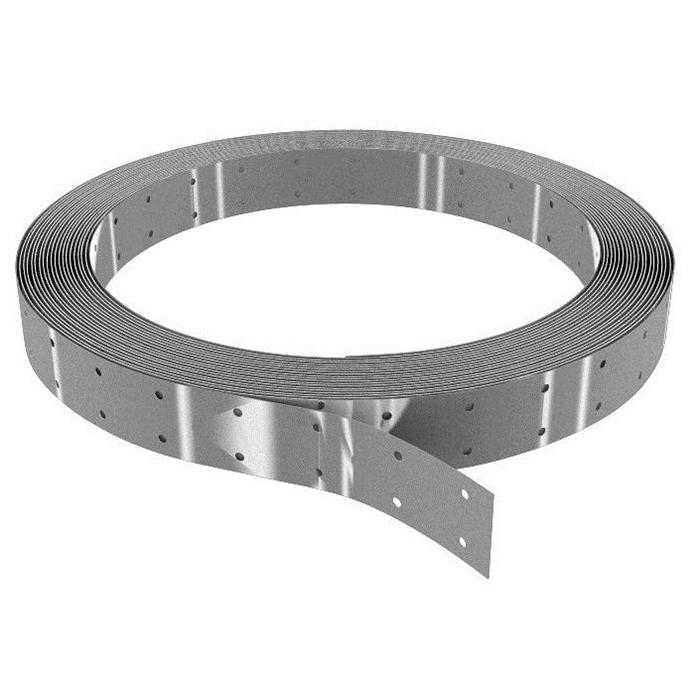 Galvanized steel strap