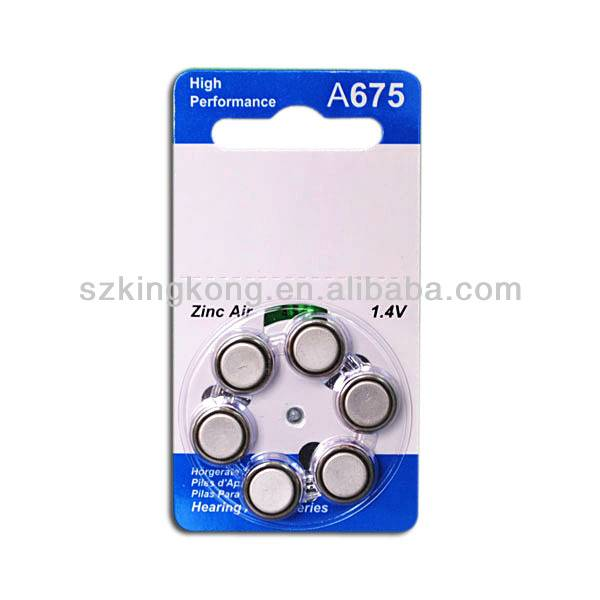 Hearing Aid battery KKCR1220