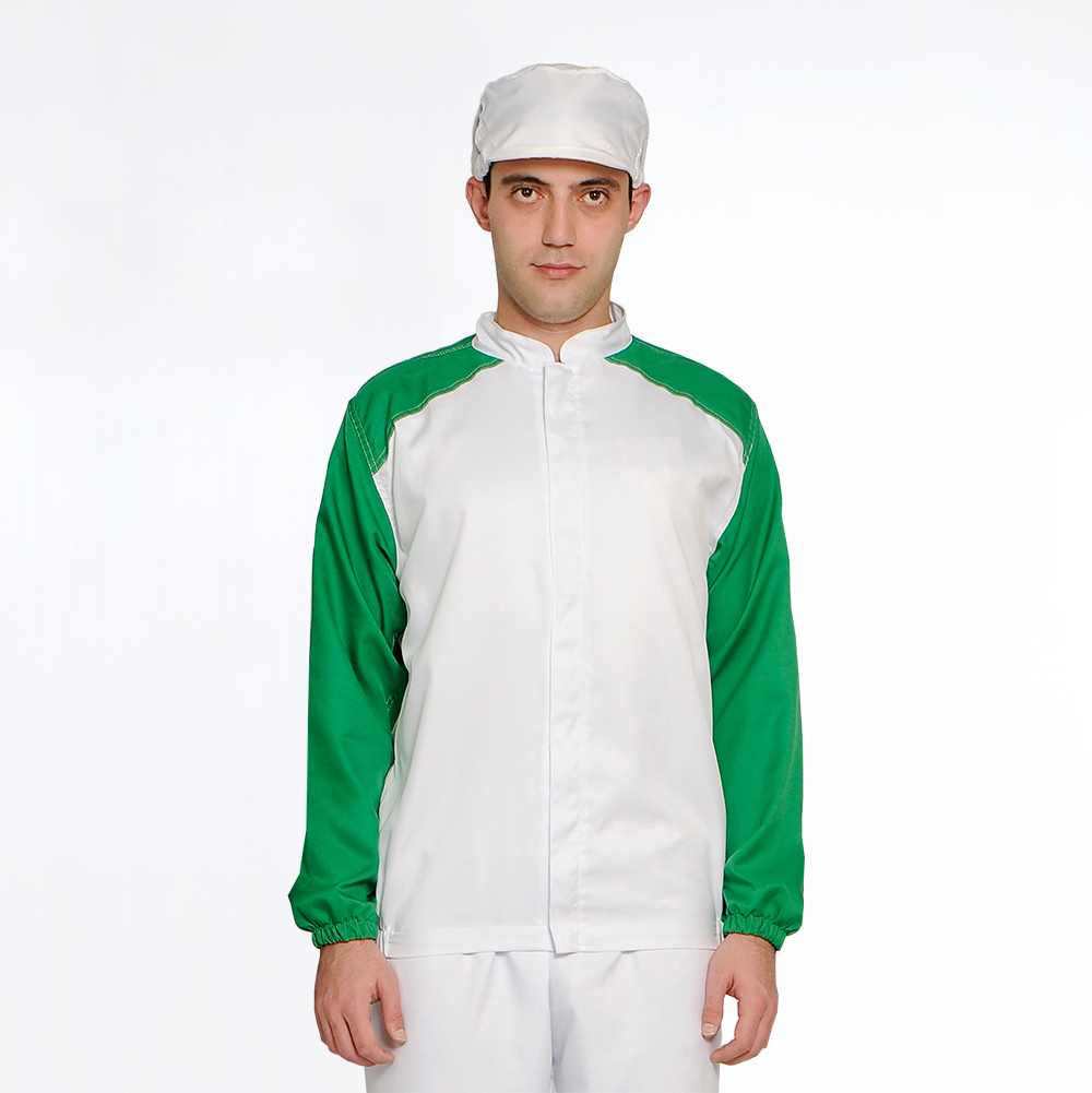 Professional Food Uniform for Food Processing Factory