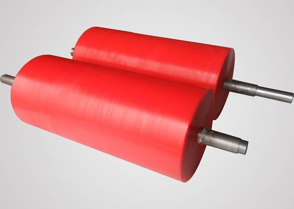 Polyurethane rollers, wheels