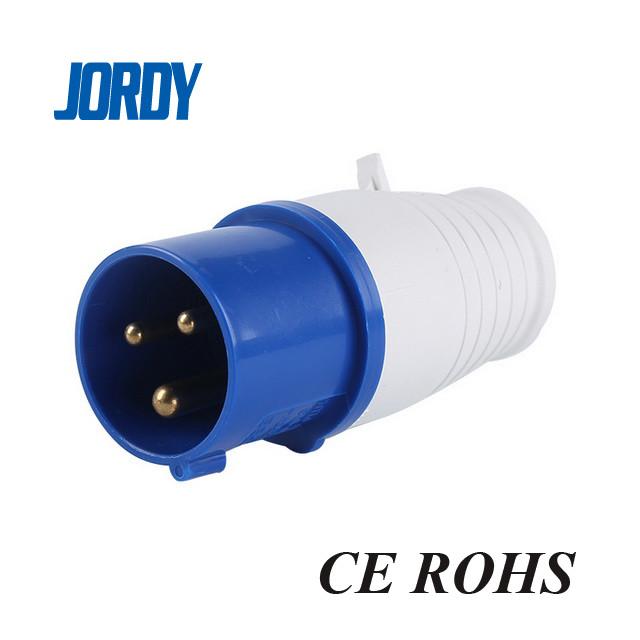IP44/IP67 waterproof 16A 32A industrial plug and socket