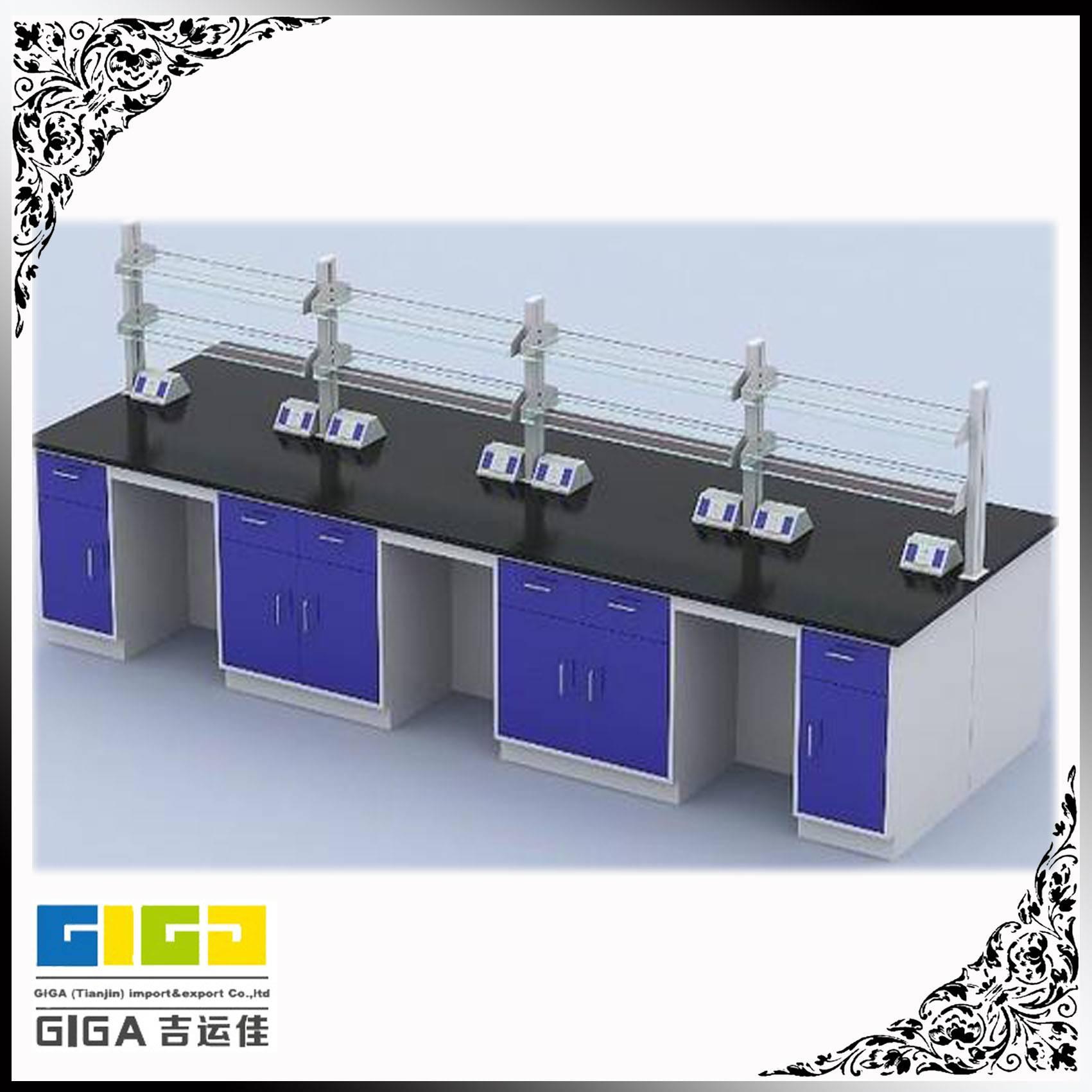 GIGA  steel epoxy power coating computer lab furniture