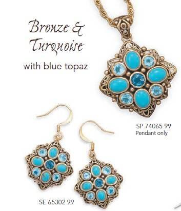 Turquoise Jewelry ,Brass Jewelry ,Blue Topaz jewelry ,Gemstone Jewelry ,Earrings ,Pendant ,Necklace