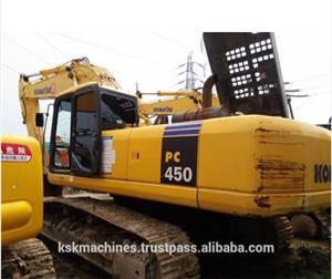 Used excavator Komatsu PC450