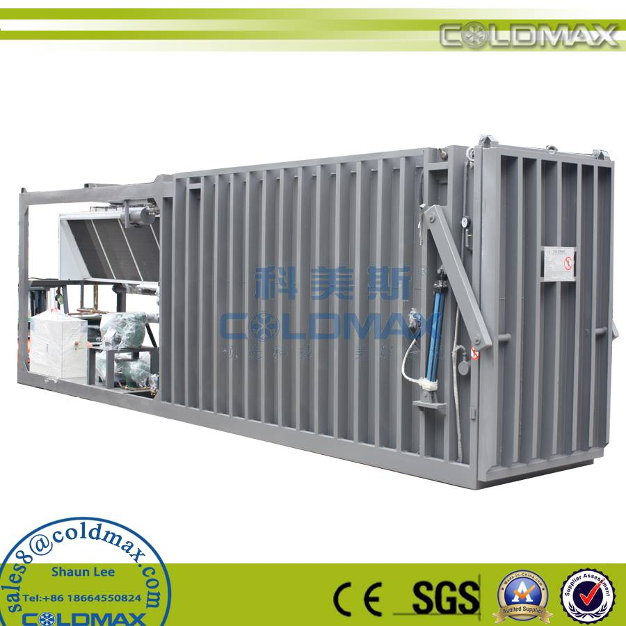 vacuum chiller for vegetables, fruits and flowers