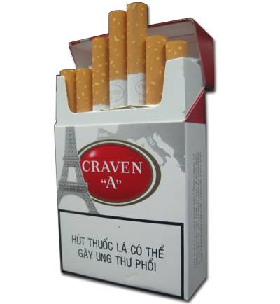 Vietnamese High-Quality Cigarettes
