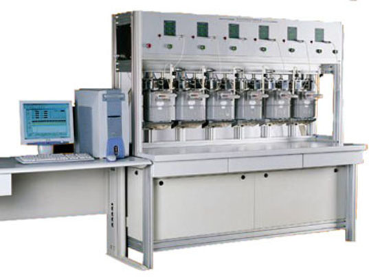 Automatic Sonic Nozzle Gas Meter Test Bench G1.6-4