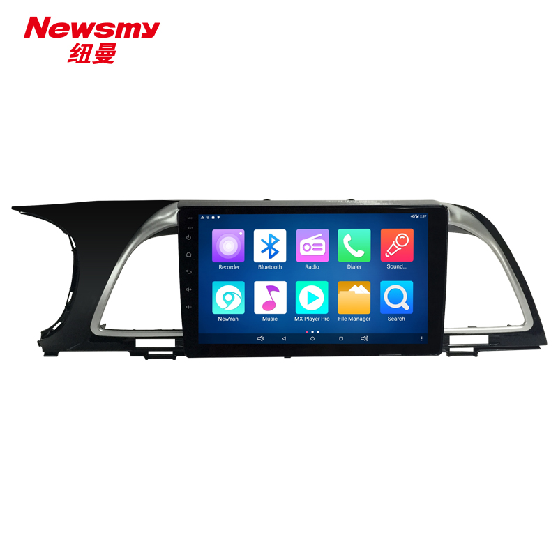 NM9055-H-H0 KIA K4 2014-2015 no canbus Newsmy CarPad4 head unit Android 5.0 with Newyan APP