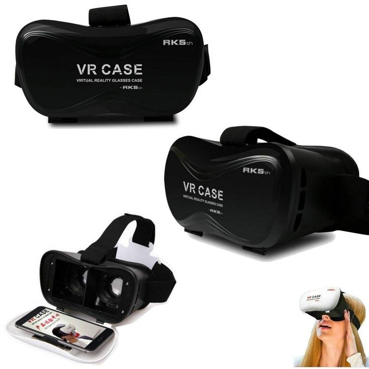 Cheap VR oculust for 3D film 3D games