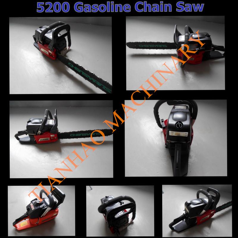 5200 Gasoline chainsaw