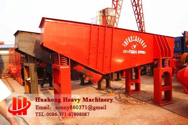 2013 mechanical vibrating feeder for various ore,professional manufacturer's supply vibrating feeder