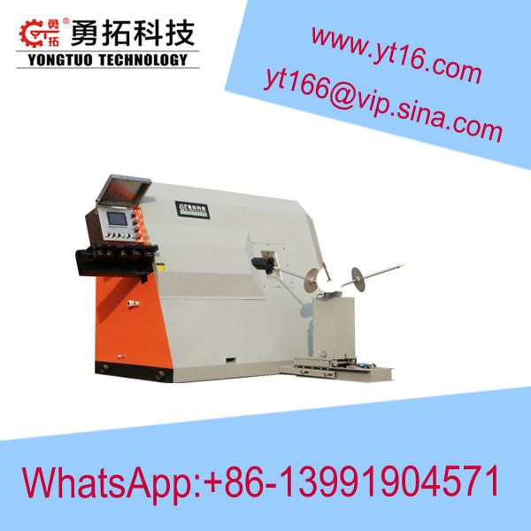 automatic stirrup bender, stirrup bending machine