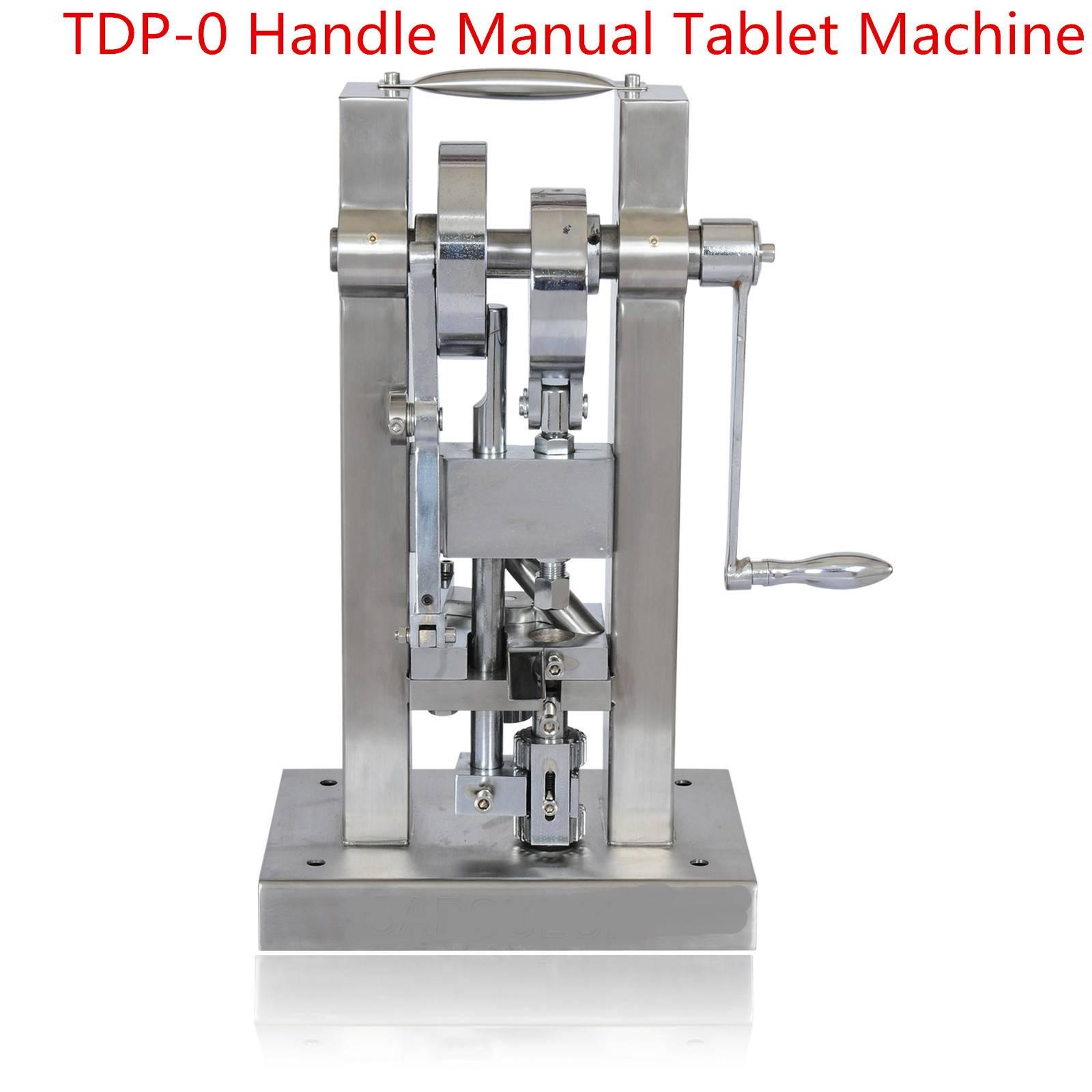 TDP-0  Manual type Tablet press machine /Pill maker /pill press machine