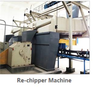 Re-chipper Machine