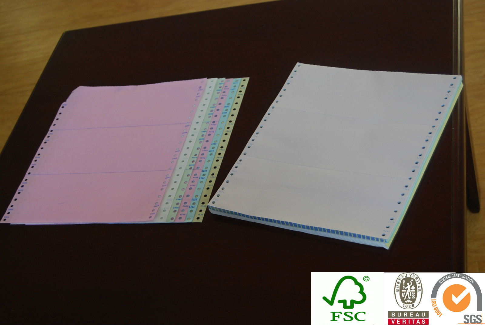 Best selling multilayer air waybill carbonless ncr paper