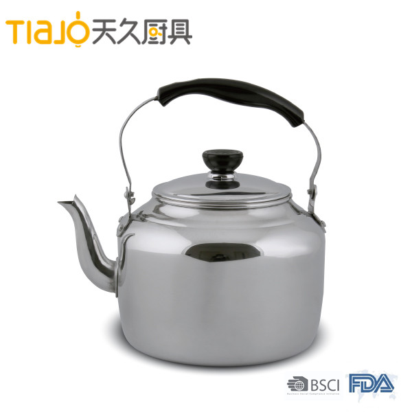 High Quality Aluminum Whistling Water Kettle And Kettle Water Price