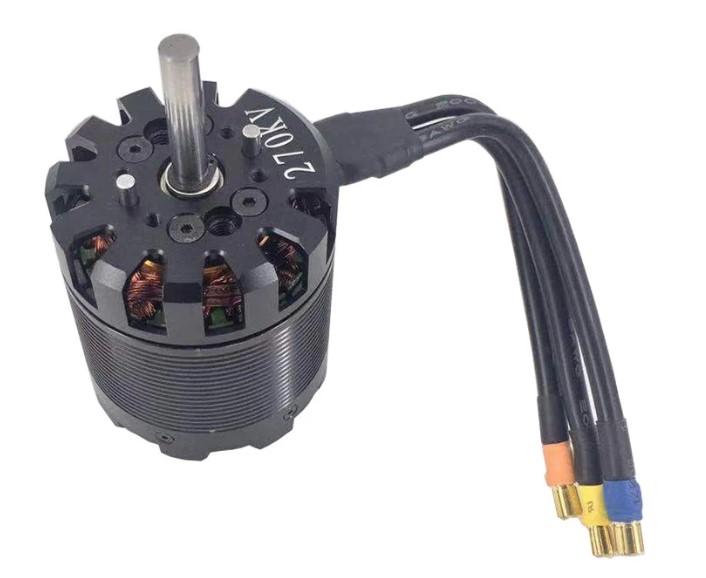 5000w 48v Waterproof Brushless dc Motor