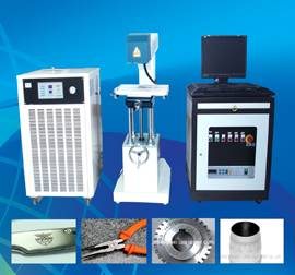 laser marking machine (YAG for metal, CO2-SP for non-material)