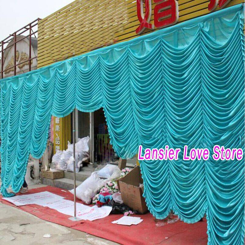swags for wedding decoration