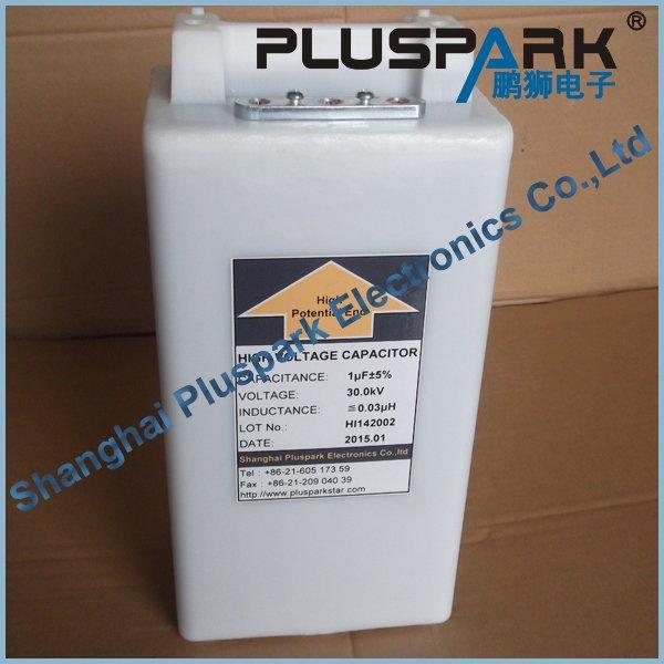 High Voltage Capacitor 30KV 1uF 1000nF