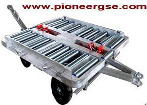 CONTAINER DOLLY  CD1.6P05, turntable LD3