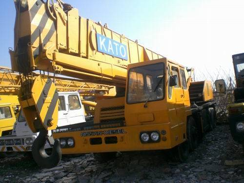 Used Japan mobile Crane 50t+8618221102858