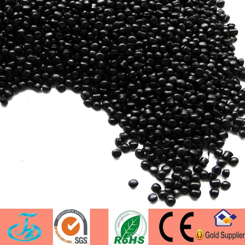 PP/PE Carbon Black Masterbatches without Filler used for different applications