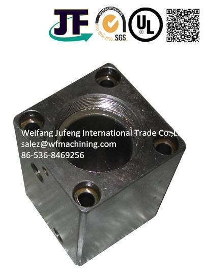 Carbon Steel Precision CNC Machining Auto Parts