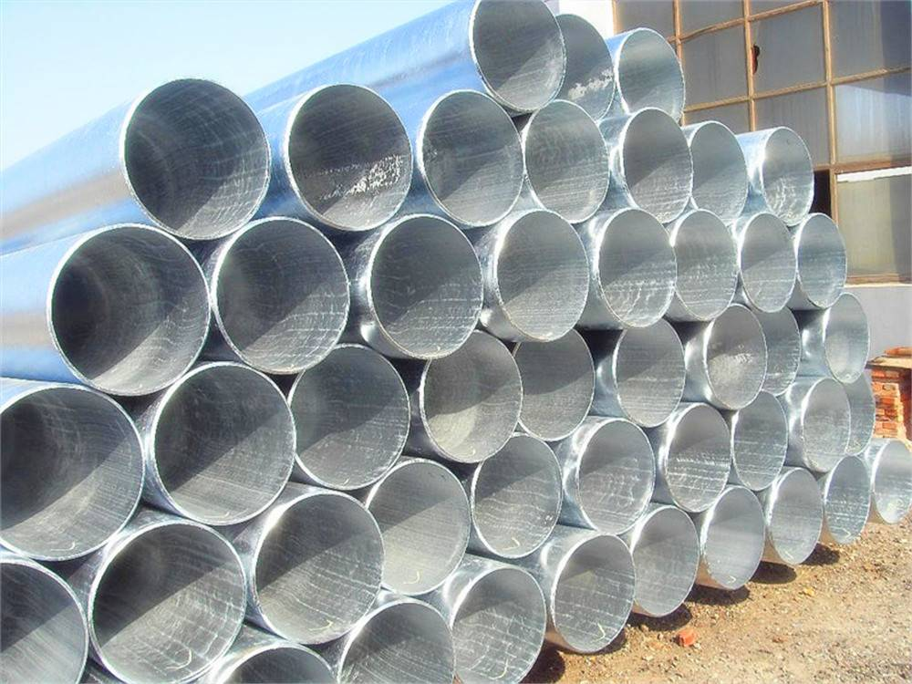Hot DIP Galvanized Steel Pipe for Building Materials