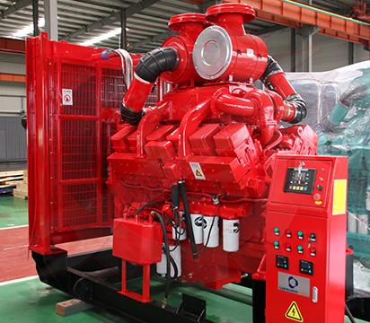 KTA38-P1200 Water Pump Engine